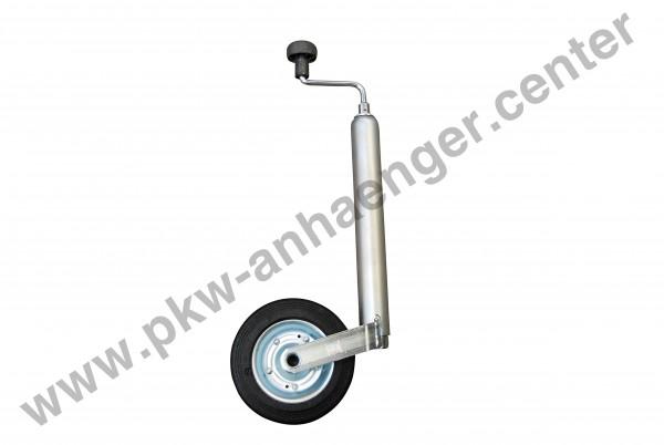 Stützrad 48mm für PKW Anhänger