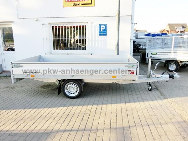 Hochlader HAPERT AZURE H1 1500kg 305x160cm 13Zoll