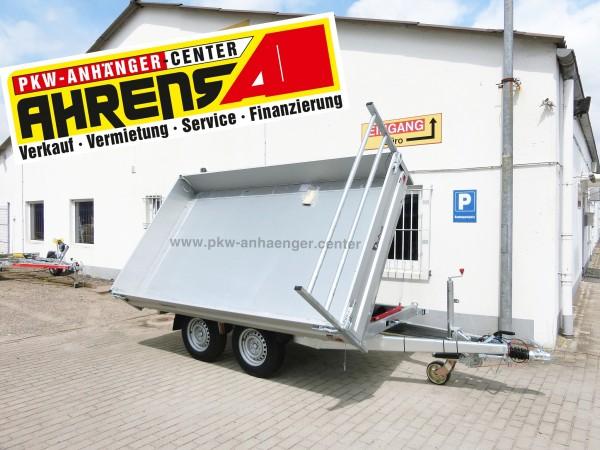 Dreiseitenkipper Cheval Liberte PW3 3500kg 324x180x35cm
