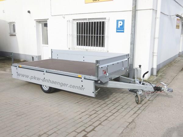 Hochlader Stema Systema 1300kg 301x153x35cm