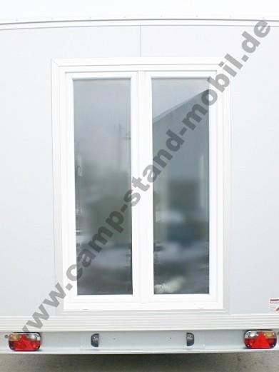 Fenster 120x200cm zweiflügelig für CampStandMobil