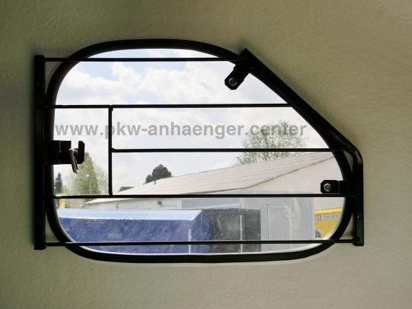 Fensterrahmen links für Cheval Liberte GOLD Pferdeanhänger