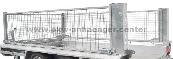Gitteraufsatz für Hulco TERRAX 294x150x70cm