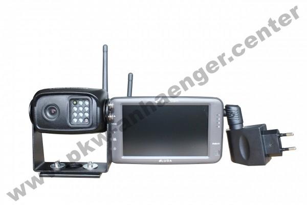 TrailerCam 5D Kameraüberwachung im Pferdeanhänger