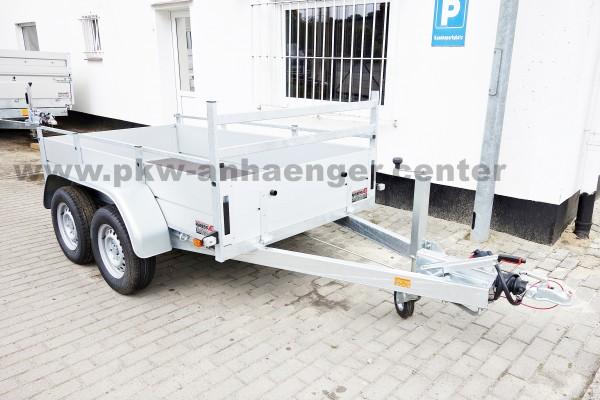 Anssems BSX 2500 251x130 Tandem Anhänger stabil