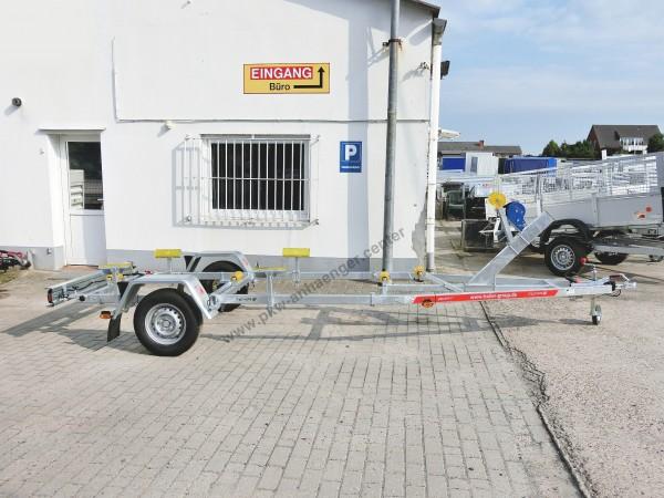 Bootsanhänger TEMARED 1000kg für Boote bis ca. 6m