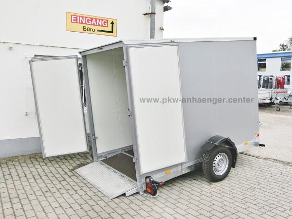 Absenkkofferanhänger Vezeko Husky FB K 13.28 1300kg