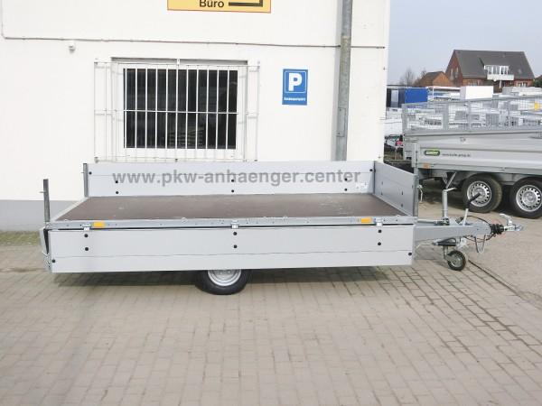 STEMA SyStema 1500kg 301x183x35cm 100km/h Hochlader