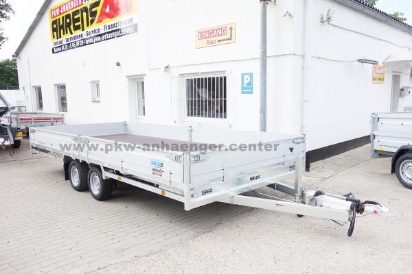 Hulco MEDAX-2 3500kg 502x223x30cm Hochlader