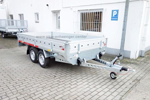 Hochlader TEMARED 2000kg 320x170x30cm