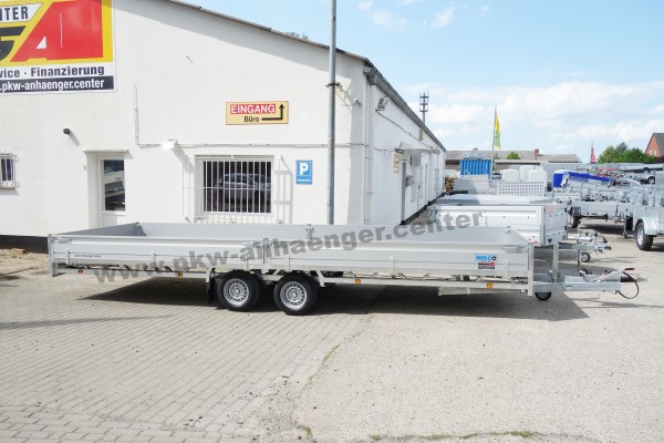 Hulco MEDAX-2 3000kg 611x203x30cm Hochlader