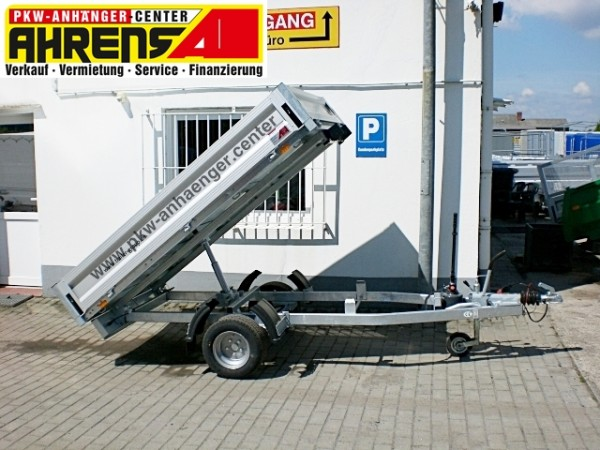 UNSINN WEB30 1300kg 230x150x30cm Rückwärtskipper mit PUMPless