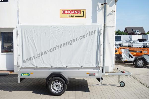 UNSINN K825-13-1400 750kg 250x140x150cm Planenanhänger
