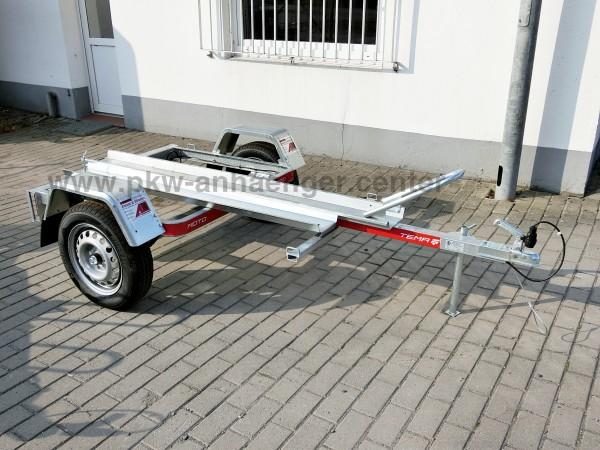 1er Motorradanhänger TEMARED 750kg