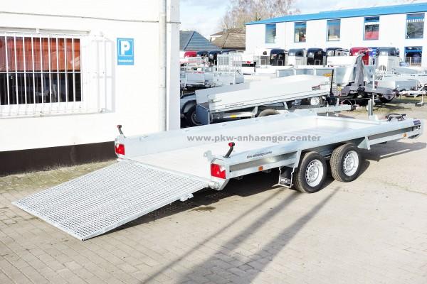 Hulco TERRAX-2 3500.394x180 Baumaschinentransporter