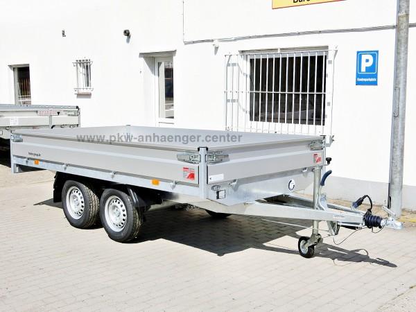 Hochlader HAPERT AZURE H2 2000kg 335x180cm