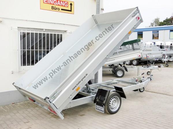 HAPERT COBALT HB1 1500kg 280x160x30cm Rückwärtskipper