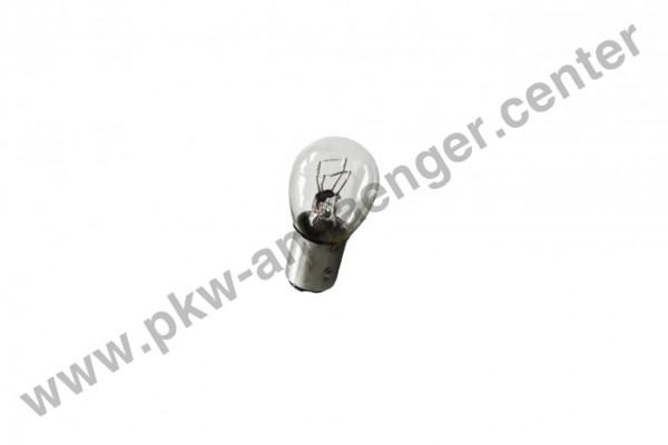 Glühbirne 12V 21/5W Sockel BA15S Zweifaden