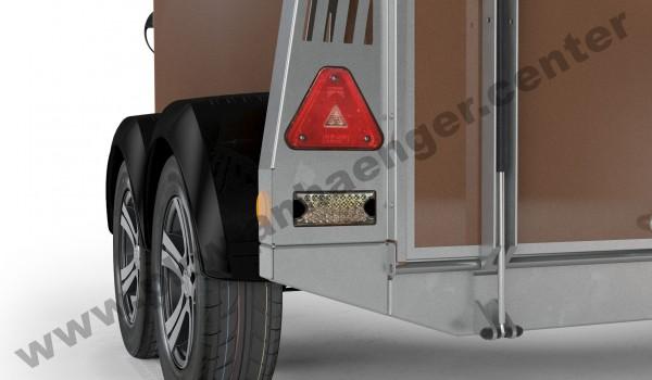 BI-COLOR-LED Paket für CARELINER Pferdeanhänger