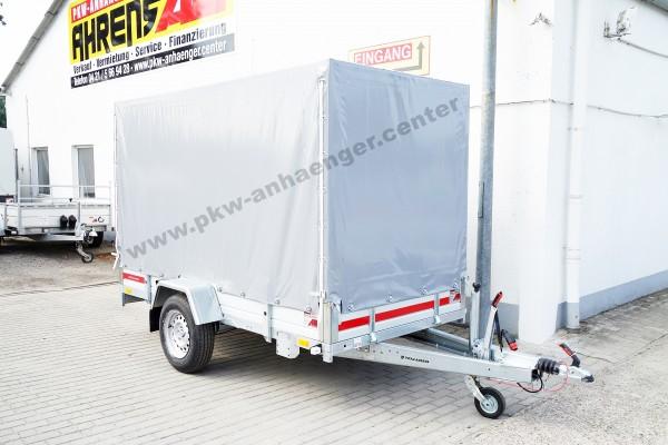 Planenanhänger Alu Temared ProBreak 1300kg 300x150x180cm