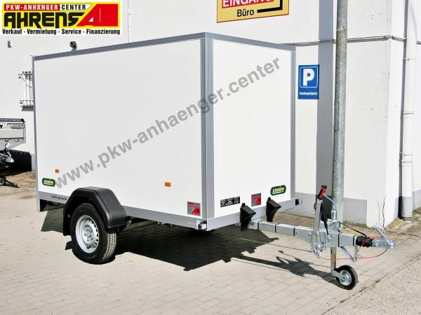 Unsinn WEB40 1300kg 255x128x153cm Plywoodkoffer