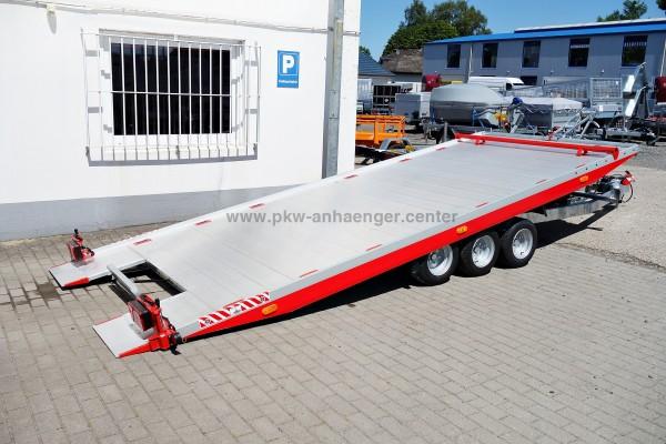 Autotrailer ankippbar IMOLA 35.47 3500kg E-Winde