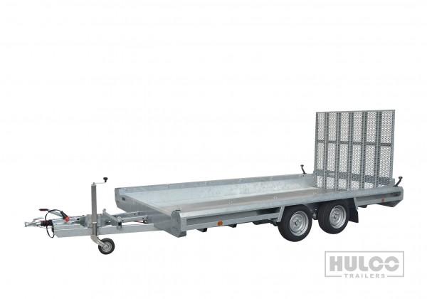 Hulco TERRAX-2 2600.294x150 BASIC Baumaschinenanhänger