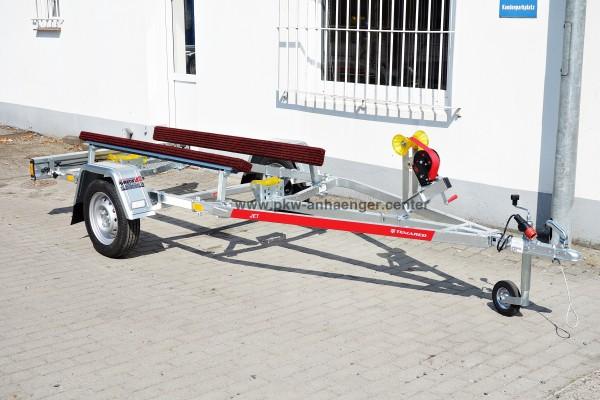 Bootstrailer Jetski Trailer TEMARED JET 750kg