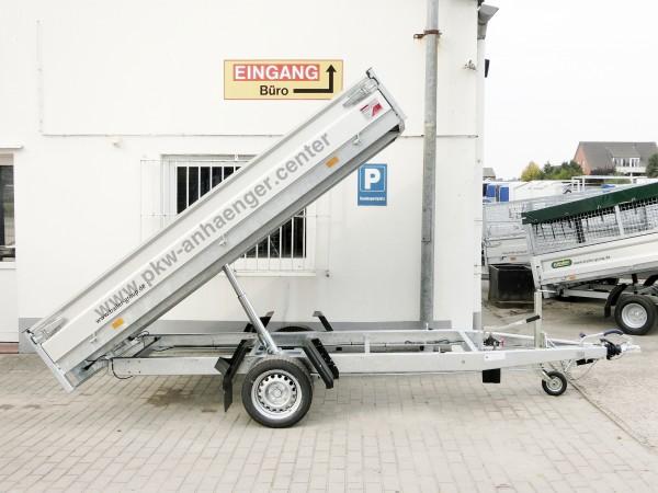 HAPERT COBALT HB1 1500kg 305x160x30cm Heckkipper