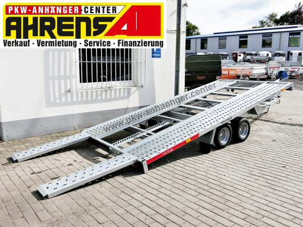 Autotrailer TEMARED CarKeeper 4020S 410x204cm