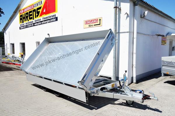 Hapert Cobalt Ferro 3500kg 375x180x30cm Parabelfederung