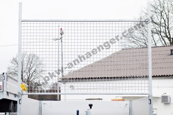 Gitterhochgestell H-Gestell 100cm für Hapert 180cm