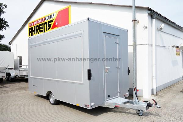Verkaufsanhänger Seller-XL 1800kg 400x200x230cm