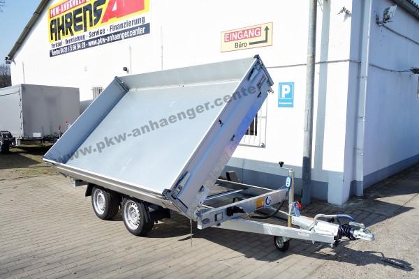 HAPERT COBALT HM2 2700kg 305x180cm Dreiseitenkipper