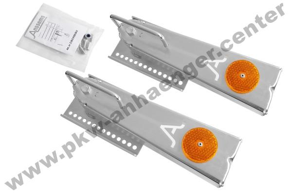 Heckstützensatz für Anssems PSX MSX KSX