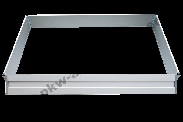 Bordwandaufsatz 35cm für Hapert COBALT und AZURE 335x180cm