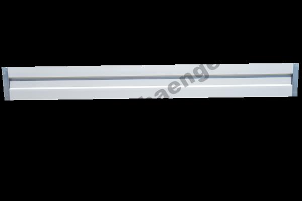 Bordwandaufsatz 30cm Alu für Pkwanhänger im Innenmaß ca. 400x190cm