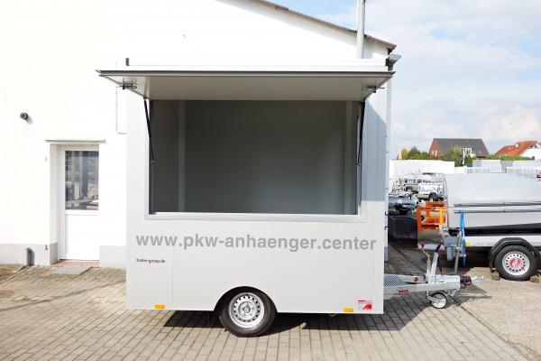 Verkaufsanhänger Seller-M 1300kg 250x200x230cm