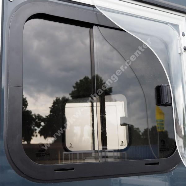 Fenster rechts vorne für Cheval Liberte GOLD3 und Duomax Pferdeanhänger