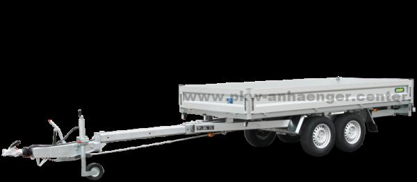 UNSINN LM 3554-14-2040 3500kg 546x204x35cm Langmaterialanhänger