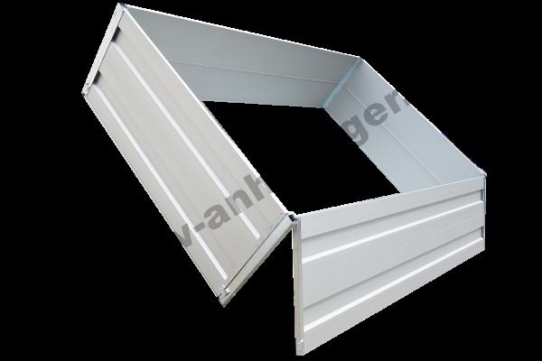 Bordwandaufsatz 70cm für Hapert COBALT H1 und H2 260x150cm