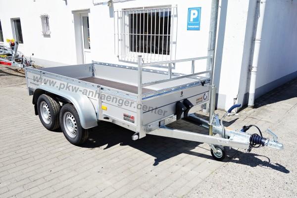 HAPERT AZURE L2 2000kg Alu 300x150cm Pkwanhänger