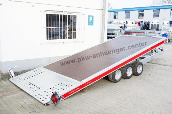 Autotransporter Temared Carkeeper 48203P Boden 3500kg 480x207cm