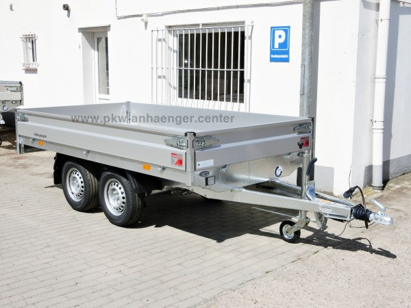 Hochlader HAPERT AZURE H2 2000kg 305x160cm