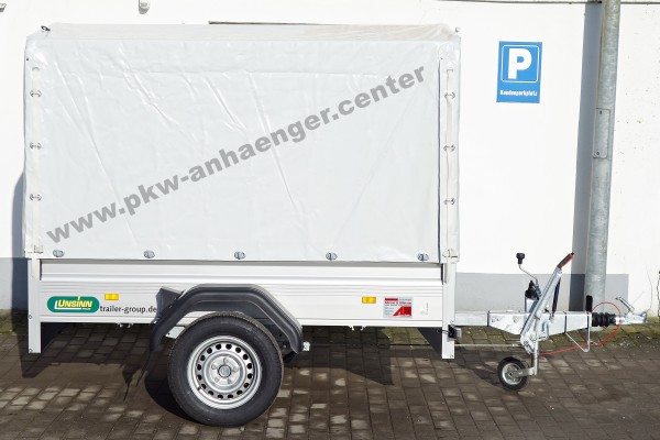 UNSINN K1021-13-1100 1000kg 210x110x140cm Planenanhänger