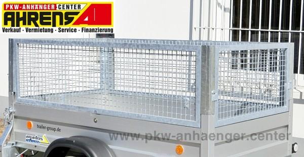 Gitteraufsatz für Kastenanhänger Agados VZ26 und VZ26B