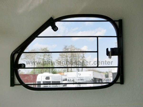 Fensterrahmen rechts für Cheval Liberte GOLD Pferdeanhänger
