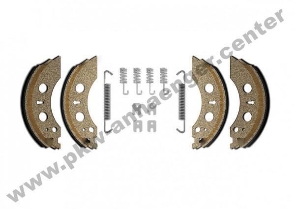 AL-KO Bremsbackensatz 200x50mm für Radbremsen 2050/2051