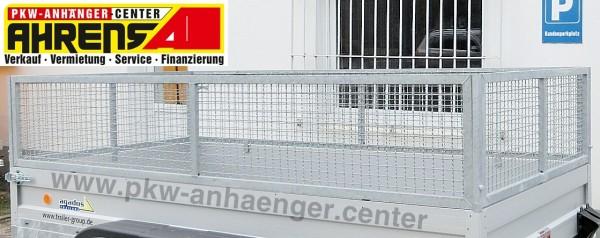 Wellgitteraufsatz für Stema Systema 301x153cm