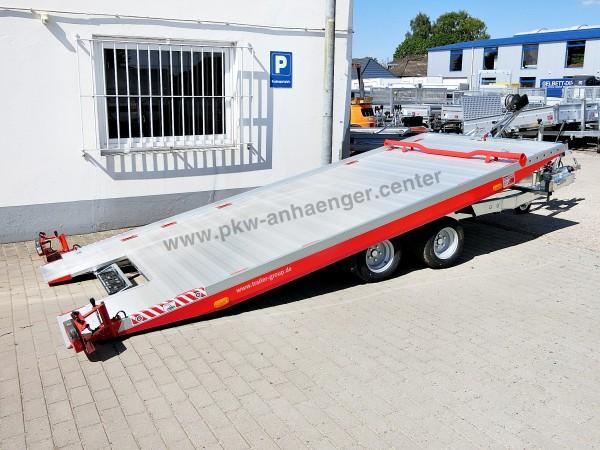 Autotrailer Vezeko IMOLA 27.39 2700kg ankippbar